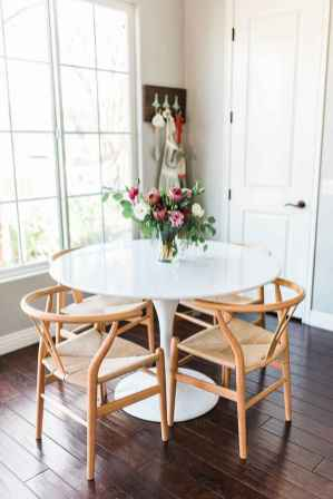 80 brilliant apartment dining room decor ideas (7)