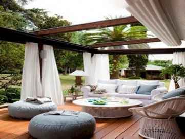 140 beautiful backyard landscaping decor ideas (128)