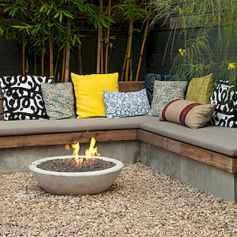 140 beautiful backyard landscaping decor ideas (78)