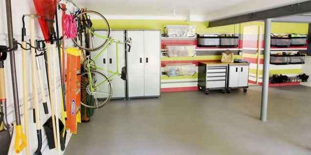 25 awesome garage organization decor ideas (8)
