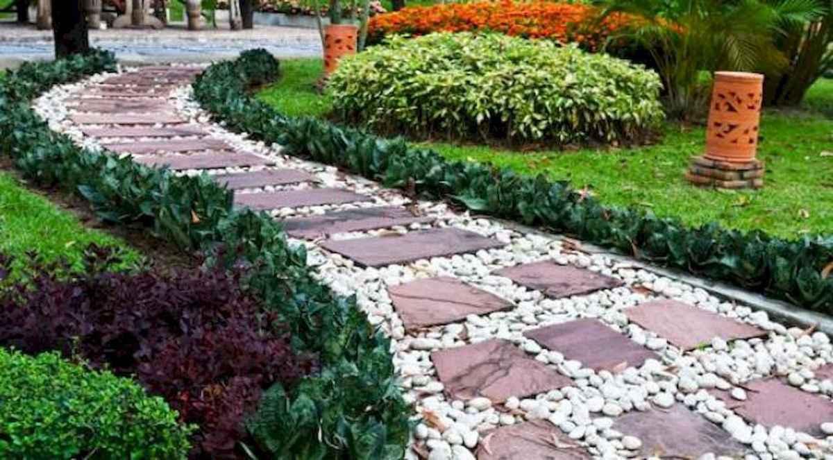 25 brilliant garden paths decor ideas (22)