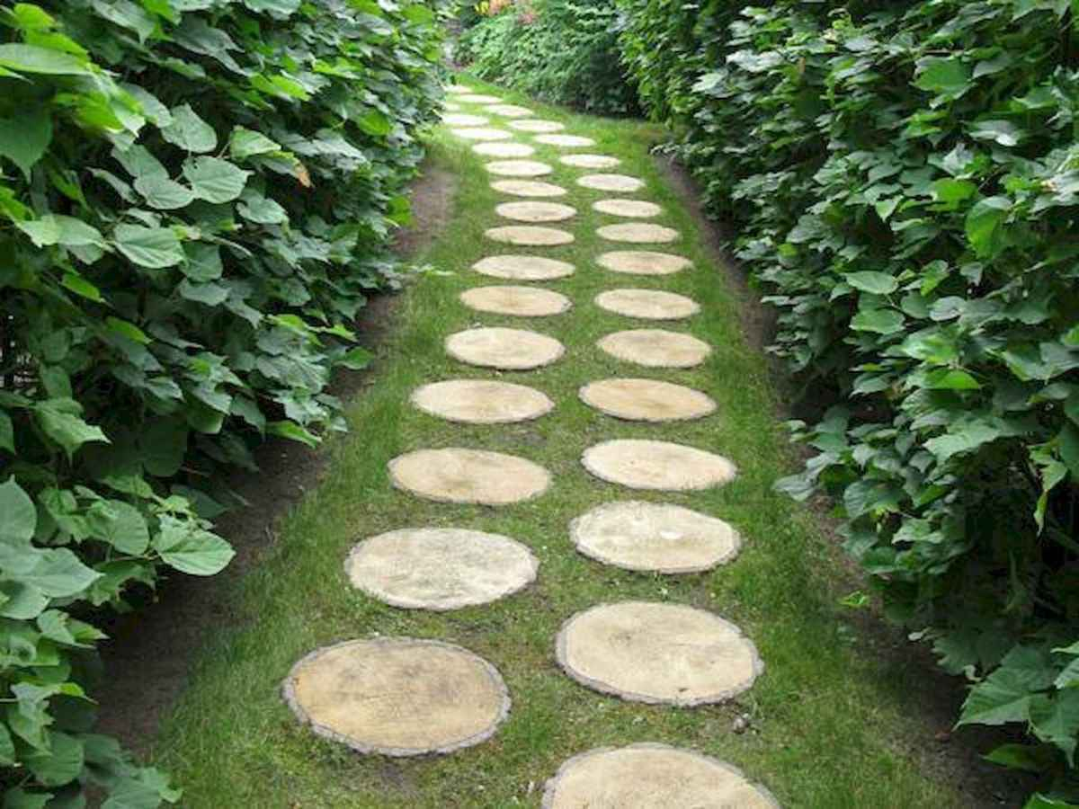 25 brilliant garden paths decor ideas (24)