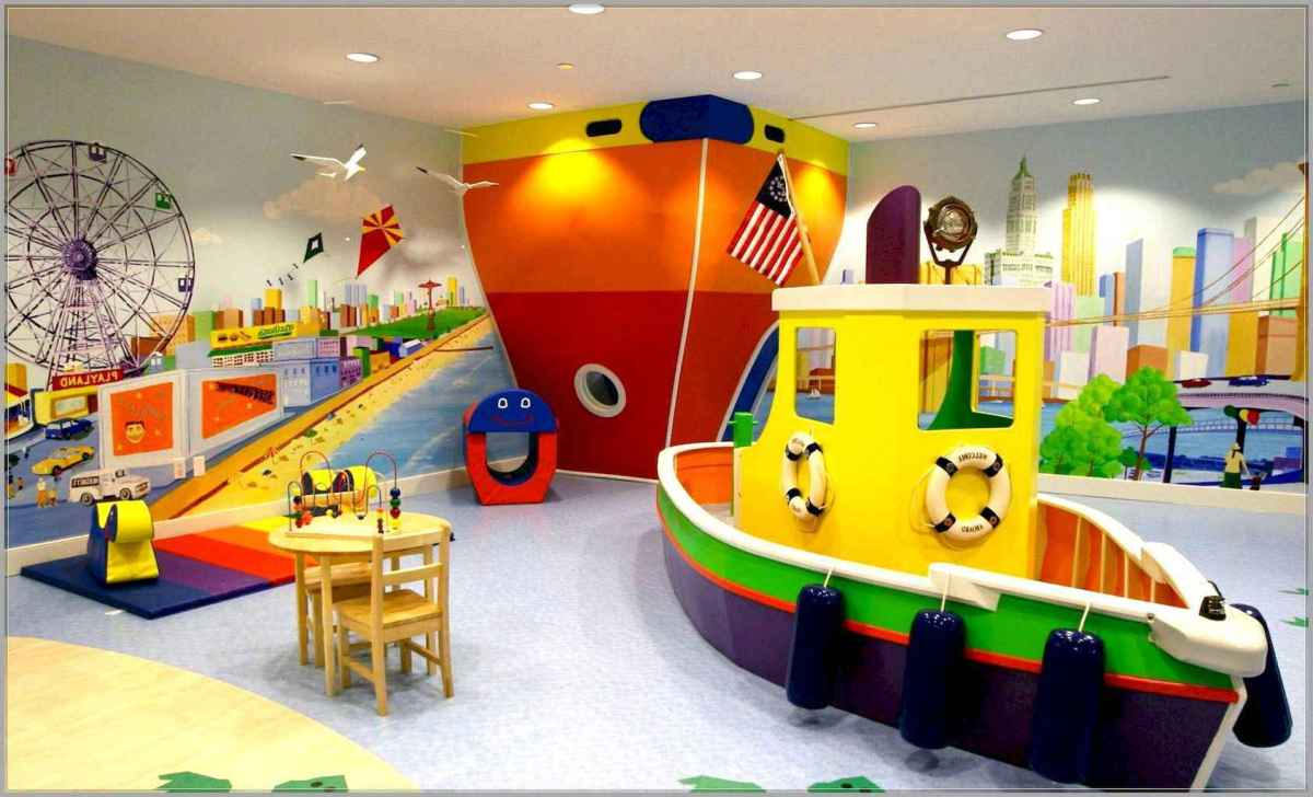 35 amazing playroom ideas for your kids (24)