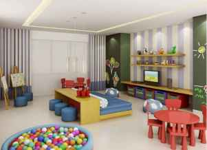 35 amazing playroom ideas for your kids (32)