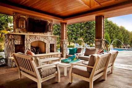 Best 25 stunning backyard patio design ideas (17)
