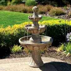 30 beautiful backyard ideas water fountains design and makeover (14)