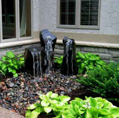 30 beautiful backyard ideas water fountains design and makeover (15)