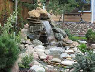 30 beautiful backyard ideas water fountains design and makeover (25)
