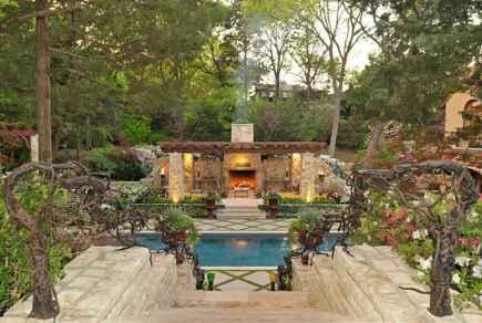 40 rustic backyard design ideas and remodel (29)