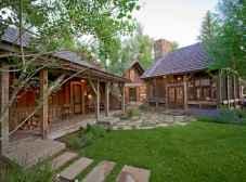 40 rustic backyard design ideas and remodel (3)