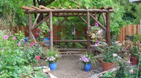 40 rustic backyard design ideas and remodel (30)