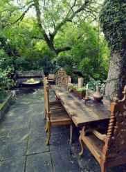 40 rustic backyard design ideas and remodel (31)