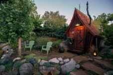 40 rustic backyard design ideas and remodel (4)
