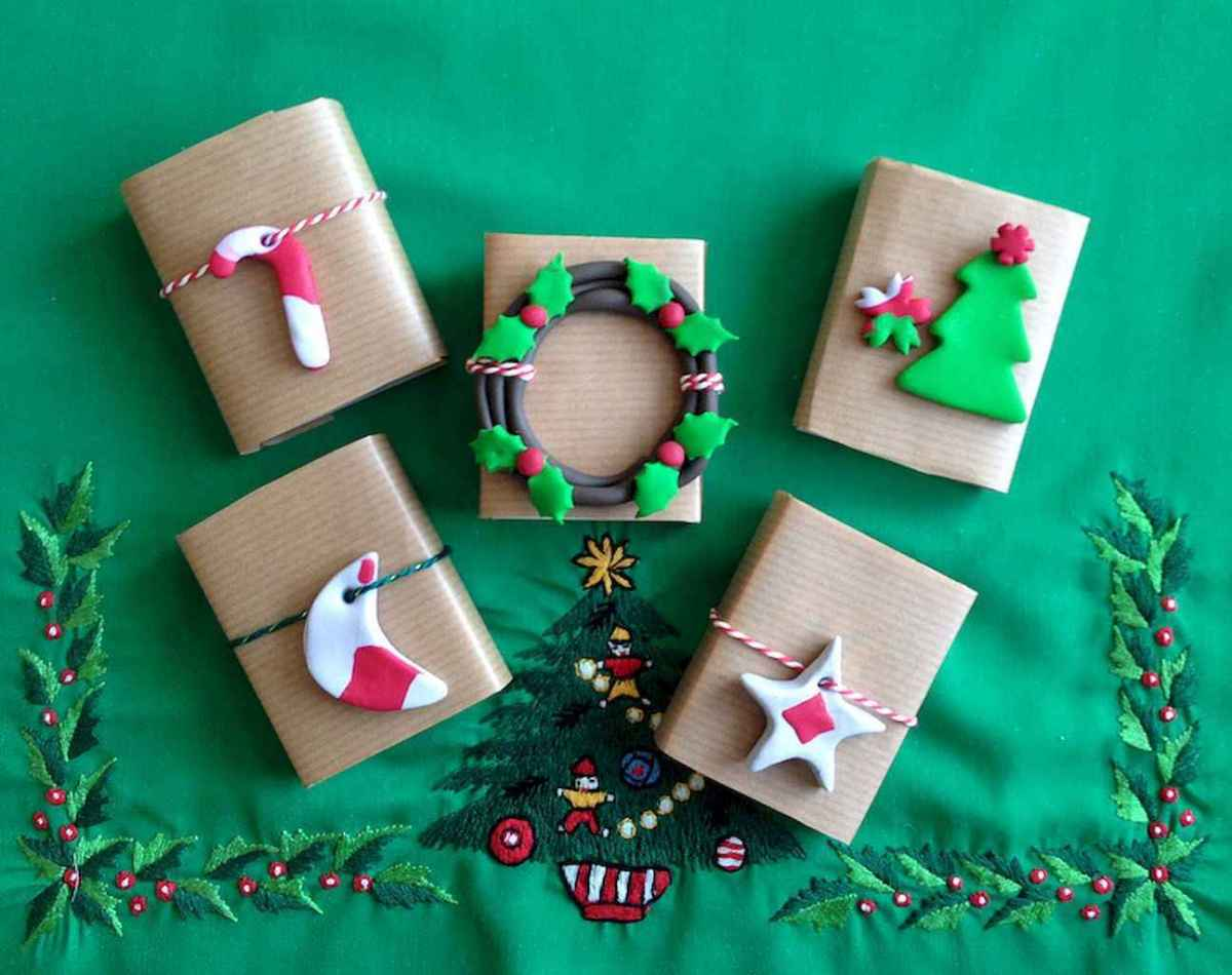 Polymer Clay Christmas Decorations.50 Easy To Try Diy Polymer Clay Christmas Design Ideas 20