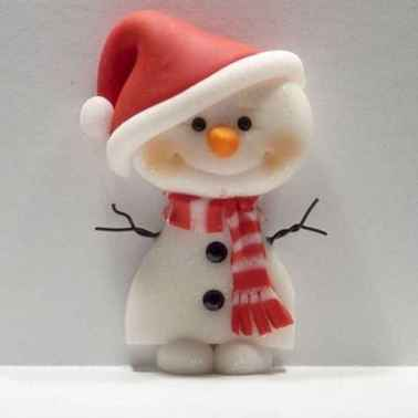 50 easy to try diy polymer clay christmas design ideas (23)