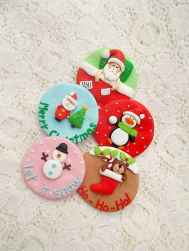 50 easy to try diy polymer clay christmas design ideas (25)