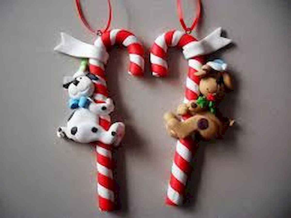50 easy to try diy polymer clay christmas design ideas (34)