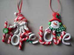 50 easy to try diy polymer clay christmas design ideas (4)