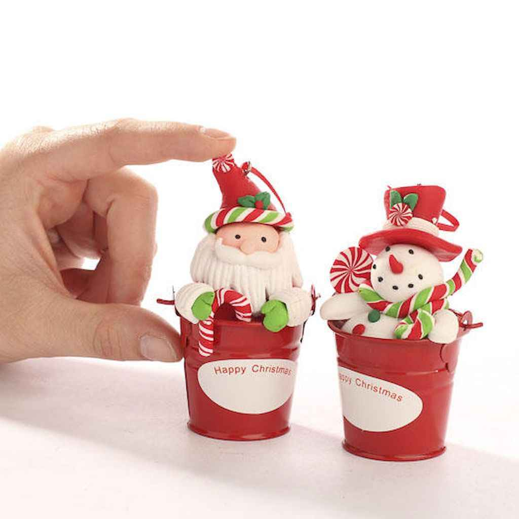 Polymer Clay Christmas Ideas.50 Easy To Try Diy Polymer Clay Christmas Design Ideas 40