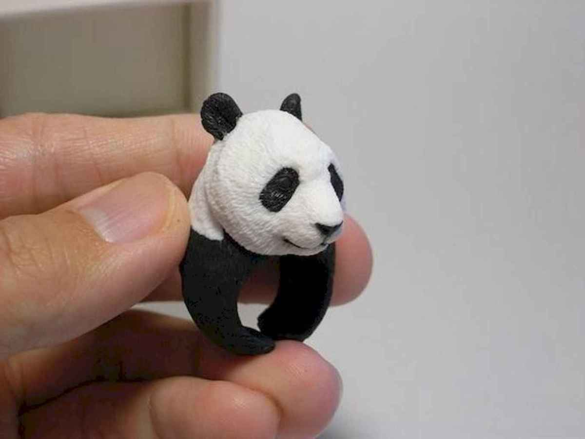 55 easy to try diy polymer clay animals design ideas (1)