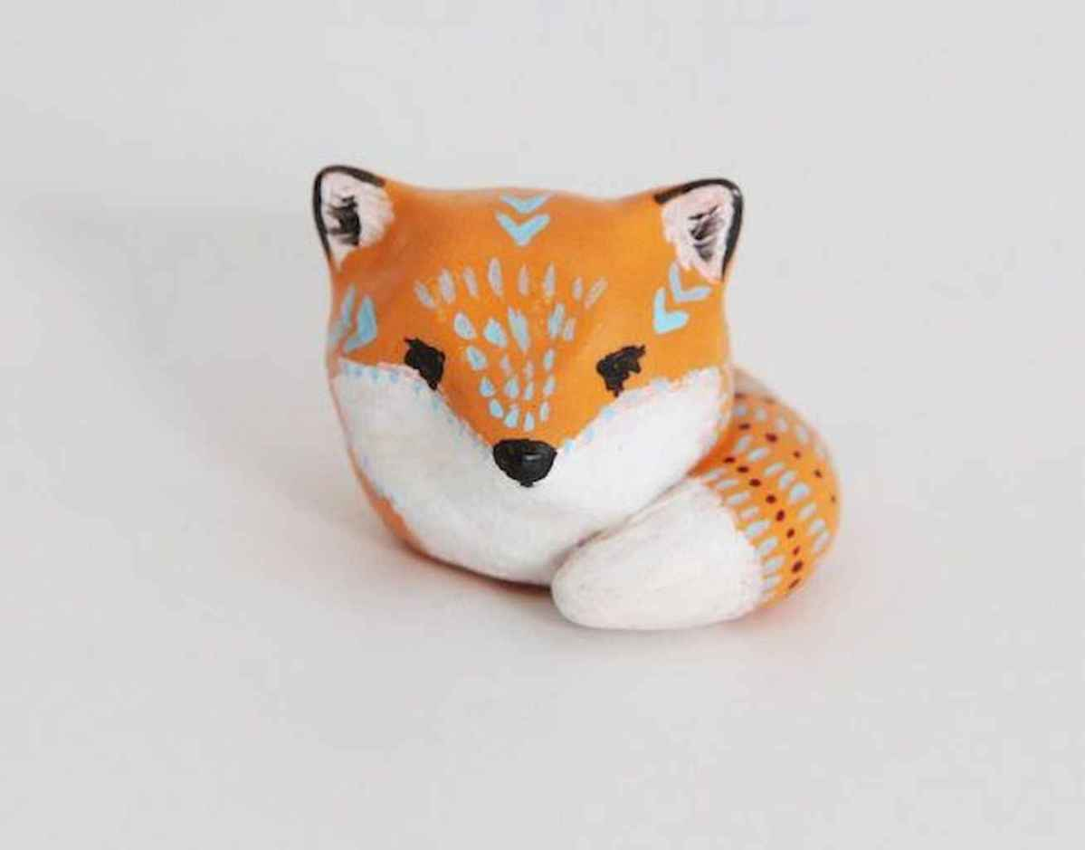 55 easy to try diy polymer clay animals design ideas (4)