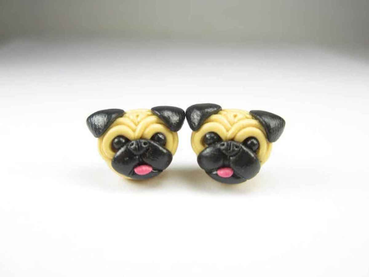55 easy to try diy polymer clay animals design ideas (42)