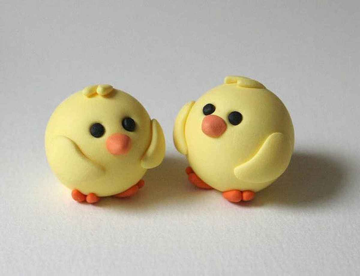 55 easy to try diy polymer clay animals design ideas (8)