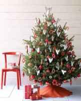 100 beautiful christmas tree decorations ideas (1)