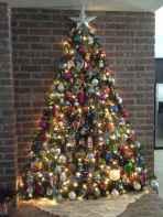 100 beautiful christmas tree decorations ideas (36)