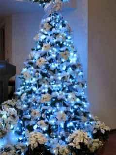 100 beautiful christmas tree decorations ideas (38)