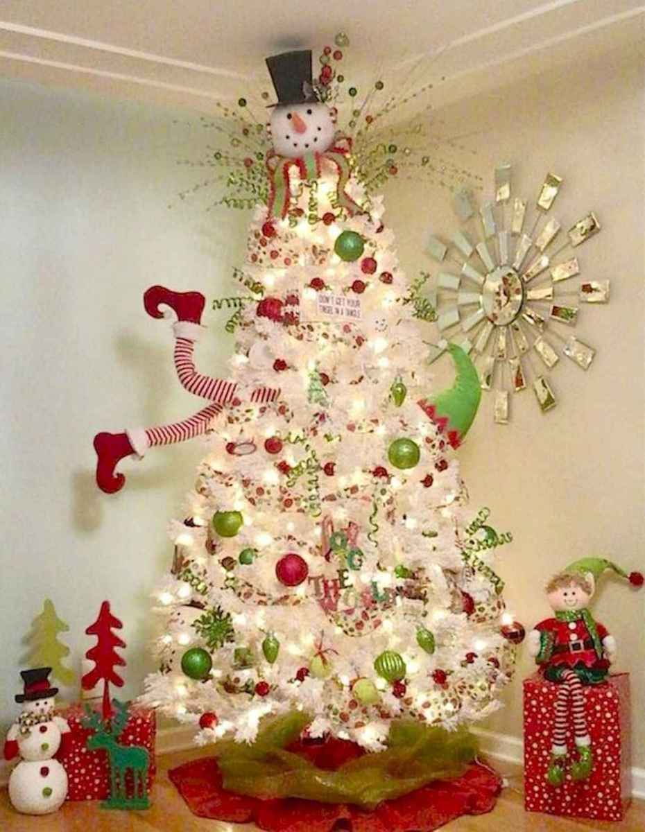 Christmas Tree Theme Ideas.100 Beautiful Christmas Tree Decorations Ideas 40