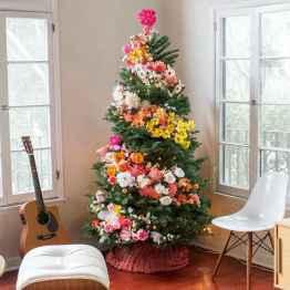 100 beautiful christmas tree decorations ideas (50)