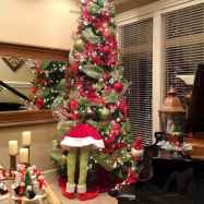 100 beautiful christmas tree decorations ideas (54)