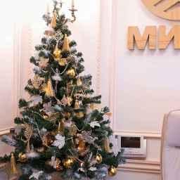 100 beautiful christmas tree decorations ideas (66)