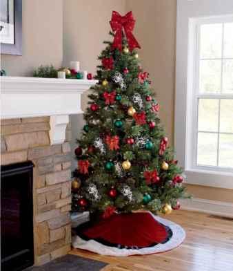 100 beautiful christmas tree decorations ideas (74)