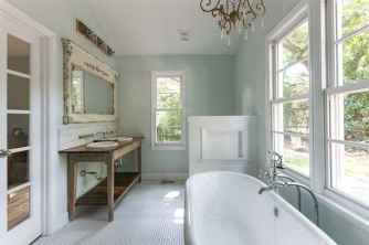 110 absolutely stunning bathroom decor ideas and remodel to inspire your bathroom (26)