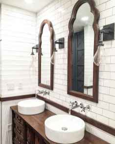 110 absolutely stunning bathroom decor ideas and remodel to inspire your bathroom (65)