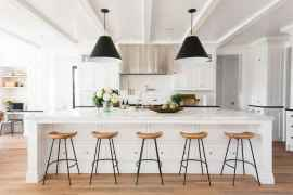 120 awesome farmhouse kitchen design ideas and remodel to inspire your kitchen (106)