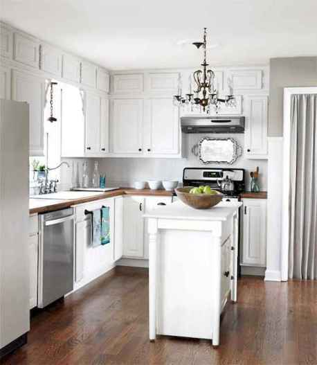 120 awesome farmhouse kitchen design ideas and remodel to inspire your kitchen (12)