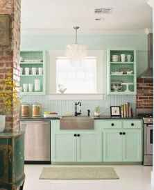 120 awesome farmhouse kitchen design ideas and remodel to inspire your kitchen (25)