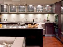 120 awesome farmhouse kitchen design ideas and remodel to inspire your kitchen (3)