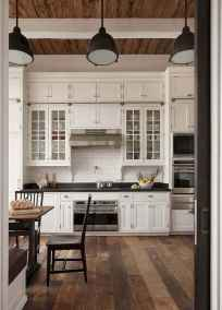 120 awesome farmhouse kitchen design ideas and remodel to inspire your kitchen (37)