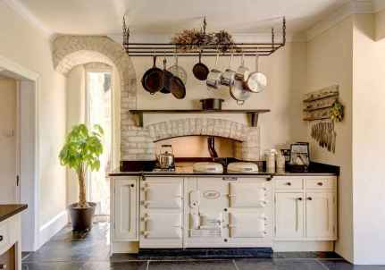 120 awesome farmhouse kitchen design ideas and remodel to inspire your kitchen (56)