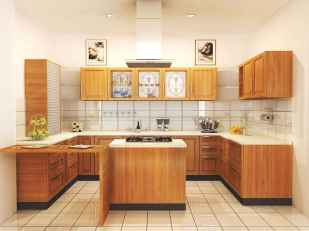 120 awesome farmhouse kitchen design ideas and remodel to inspire your kitchen (77)