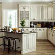 120 awesome farmhouse kitchen design ideas and remodel to inspire your kitchen (78)