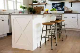 120 awesome farmhouse kitchen design ideas and remodel to inspire your kitchen (81)