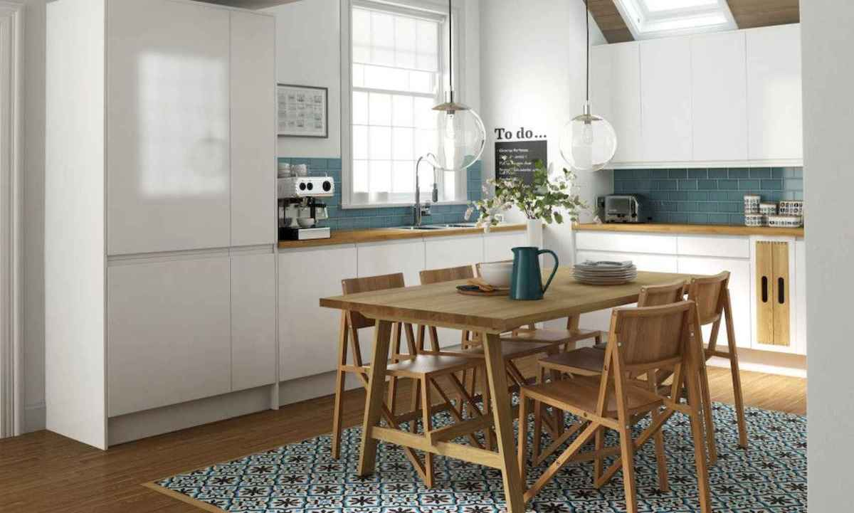 120 beautiful small kitchen design ideas and remodel to inspire your kitchen beautiful (17)