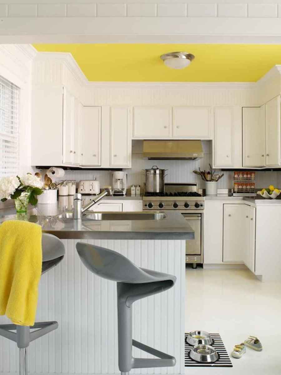 120 beautiful small kitchen design ideas and remodel to inspire your kitchen beautiful (40)