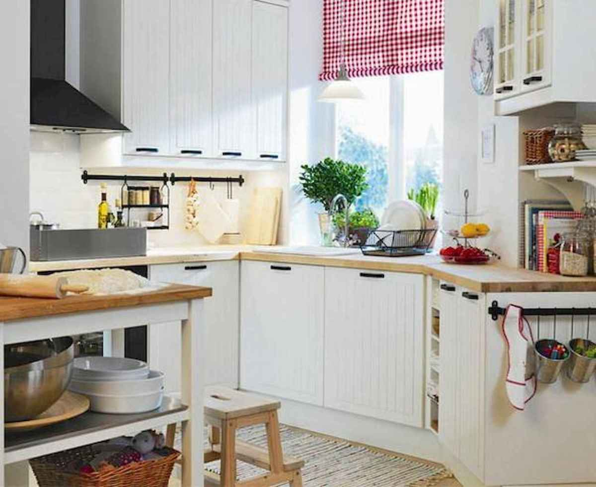 120 beautiful small kitchen design ideas and remodel to inspire your kitchen beautiful (61)