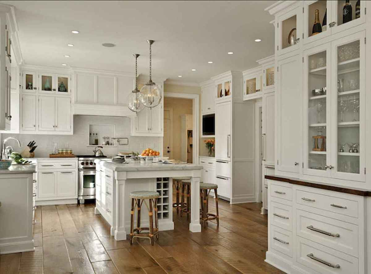 120 beautiful small kitchen design ideas and remodel to inspire your kitchen beautiful (69)